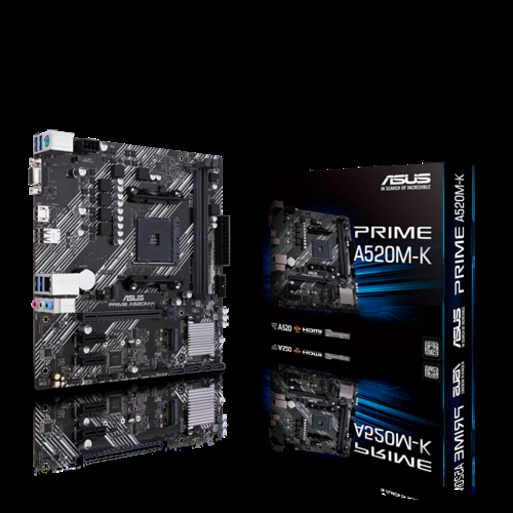 Asus A520M-K Prime Motherboard