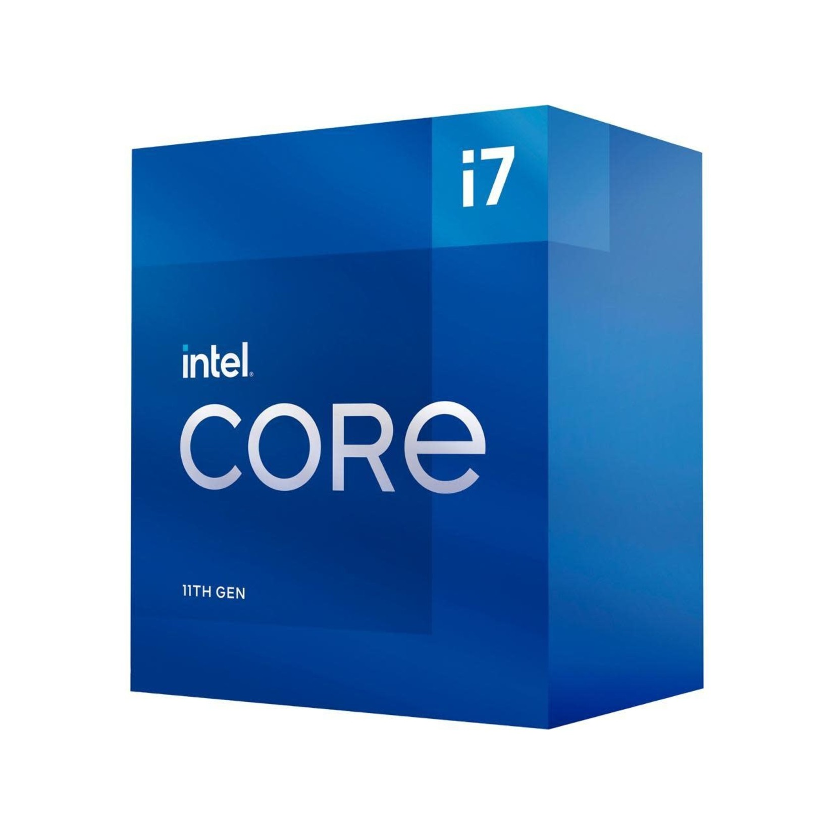 Intel Intel i7-11700 CPU