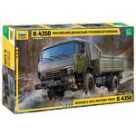 Zvezda ZVE3692 Russian 2 Axle Military Truck K-4326 (1/35)