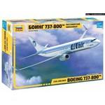 Zvezda ZVE7019 Boeing 737-800 (1/144)