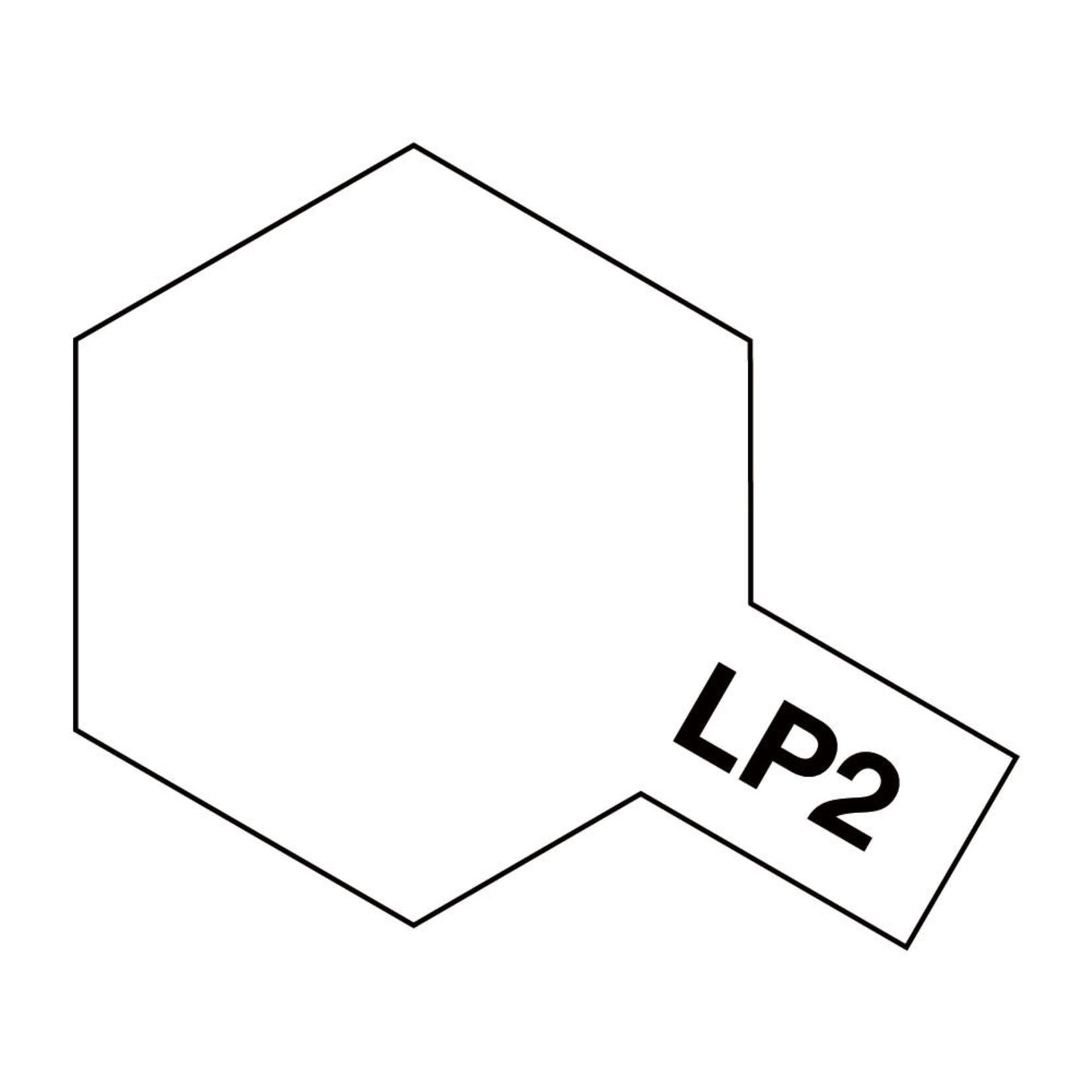 Tamiya TAMLP02 Lacquer White (10ml)