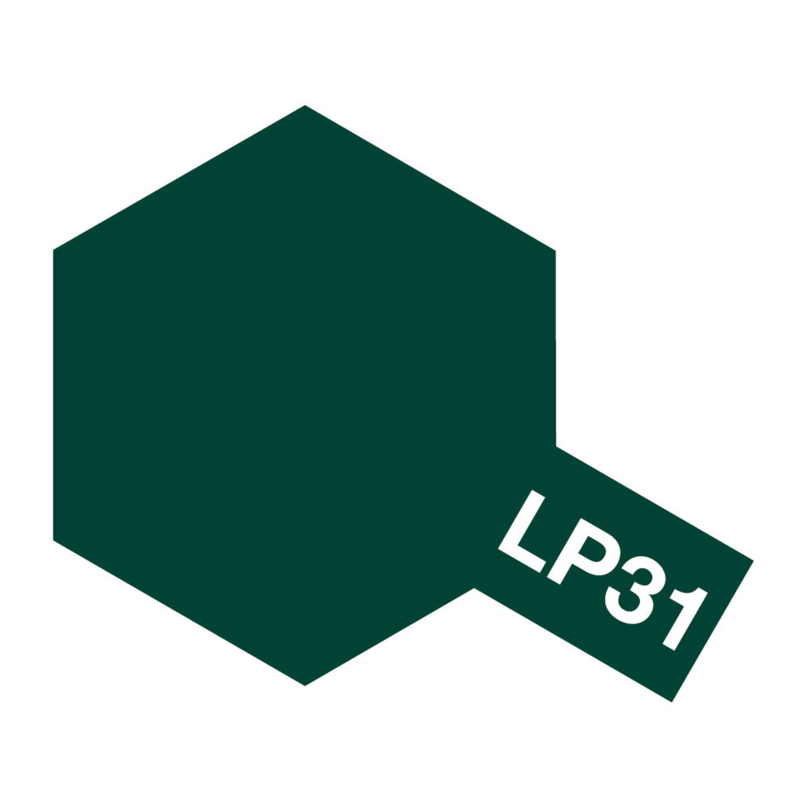 Tamiya TAMLP31 Lacquer Dark Green 2 (10ml)