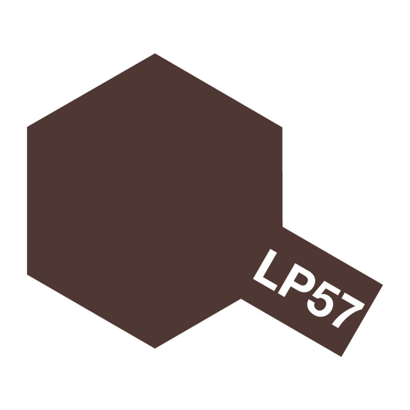 Tamiya TAMLP57 Lacquer Red Brown 2 (10ml)