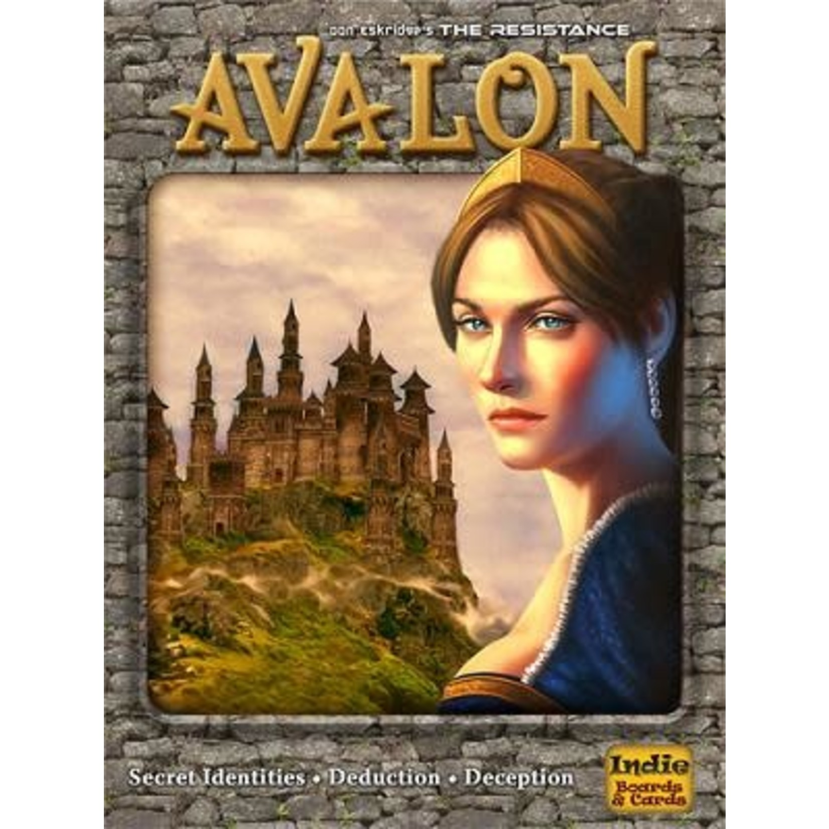 Resistance Avalon Card Game