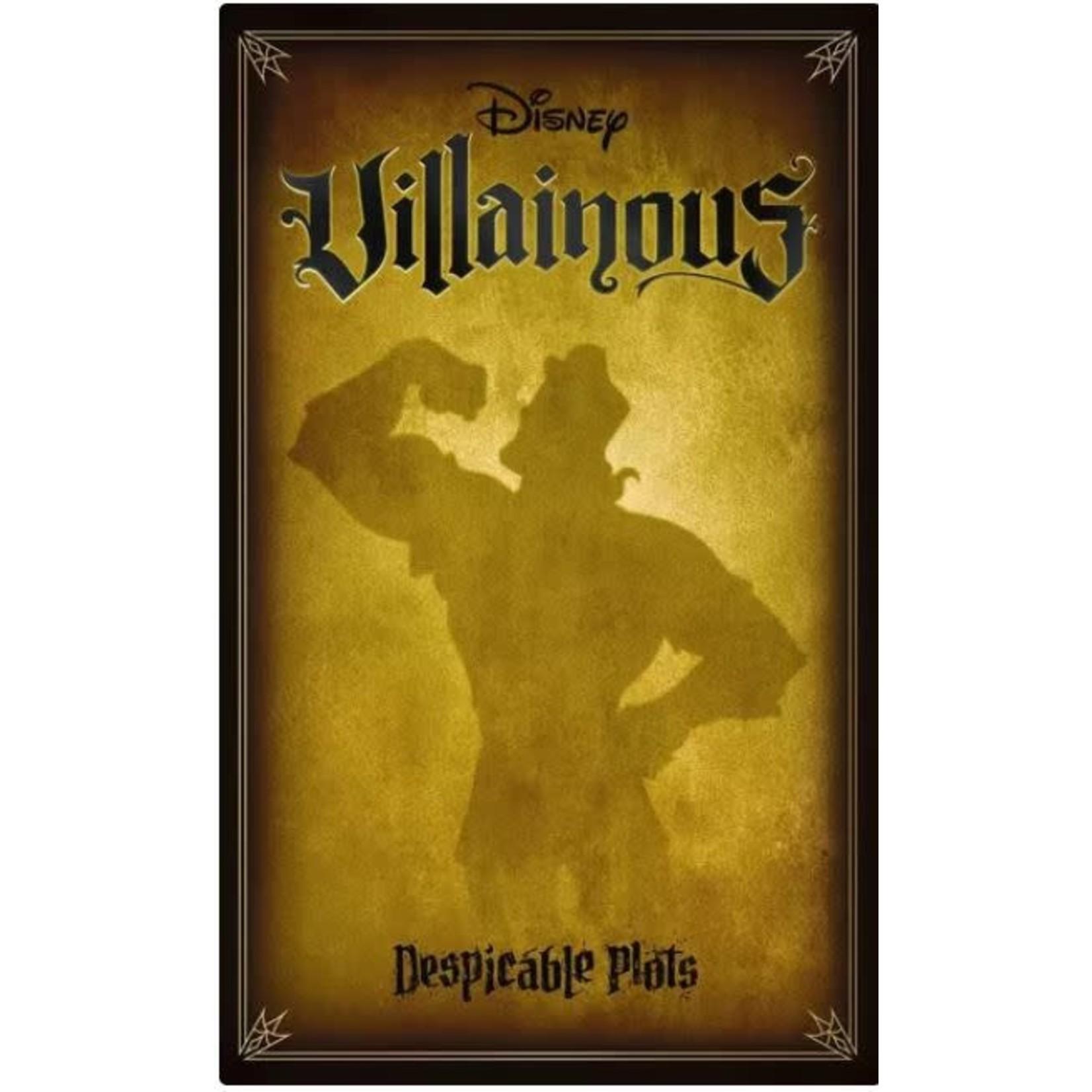 Disney Villainous Despicable Plots