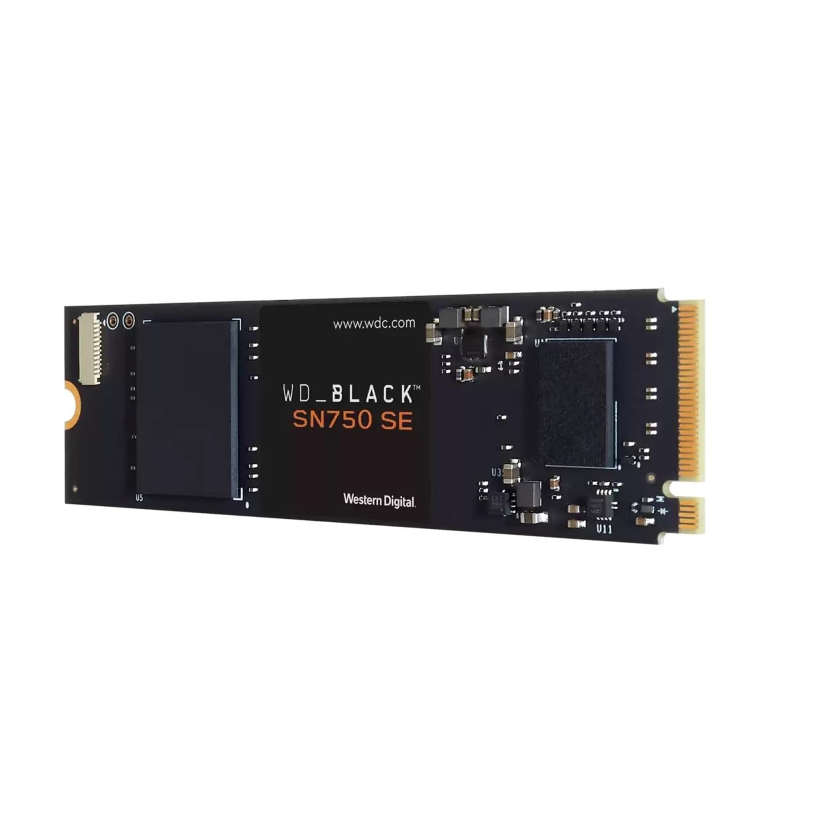Western Digital WD Black SN750 SE NVMe 500GB SSD
