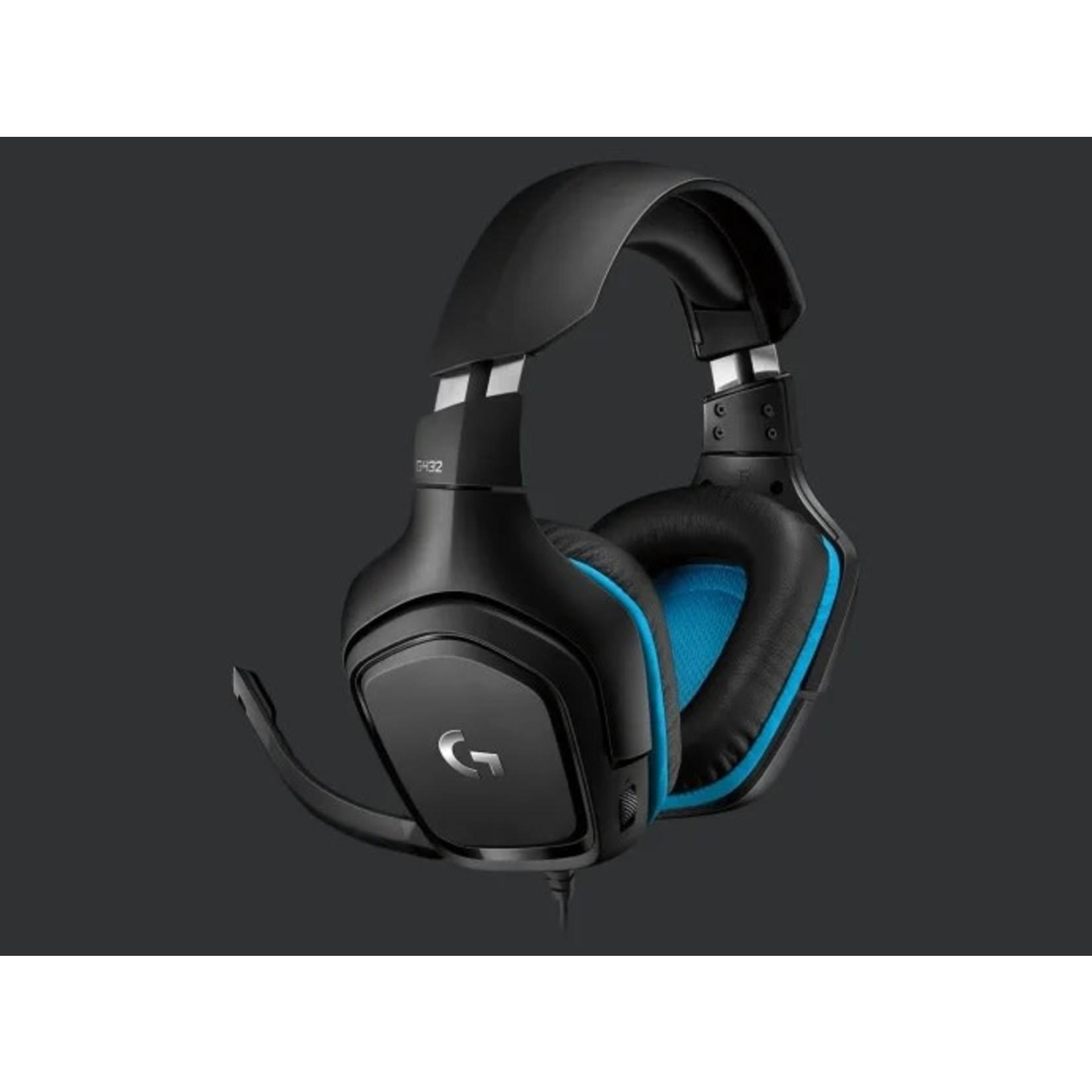 Logitech Logitech G432 7.1 Wired Surround Sound Headset
