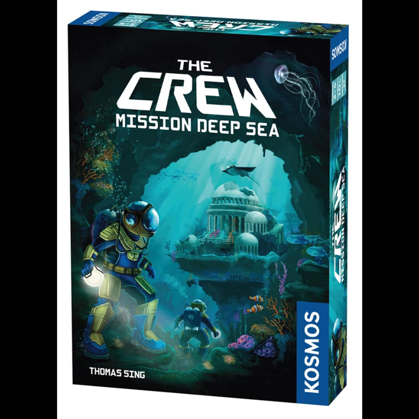 The Crew Mission Deep Sea