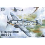 Border BORBF001 Messerschmitt BF109 G-6 (1/35)