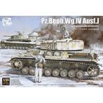 Border BORBT006 Pz.Beob.WG.IV Ausf.J with Figures (1/35)