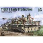 Border BORBT010 Tiger I Early (1/35)