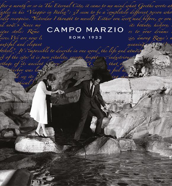Campo Marzio - The Brand
