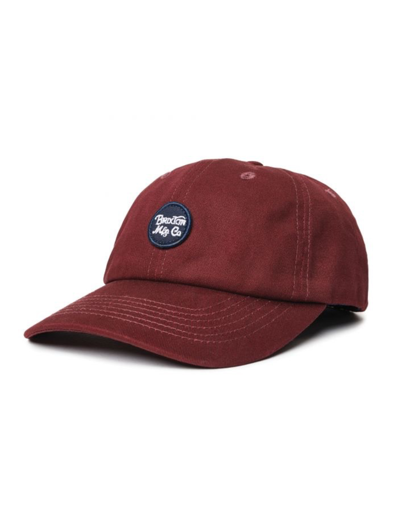 BRIXTON WHEELER CAP (MAROON)