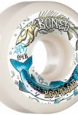 BONES BONES WHEELS PRO SPF Skateboard Wheels Kowalski Salmon Spawn 54mm P5 Sidecut 84B 4pk