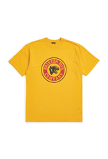 BRIXTON FORTE S/S STANDARD TEE (NUGGET GOLD)