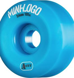MINI LOGO MINI LOGO A-CUT 54mm 101a BLUE Ppp