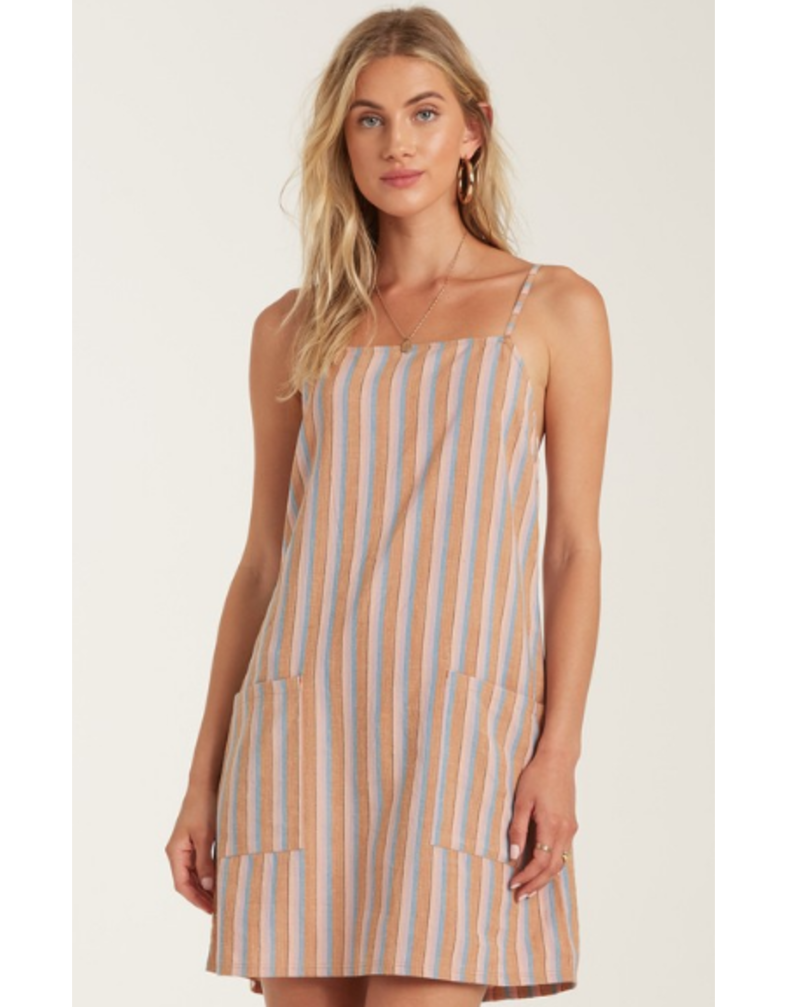 BILLABONG STRAIGHT ROUND DRESS