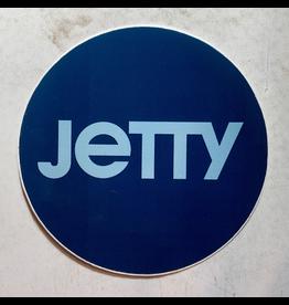 JETTY JETTY CIRCLE STICKER (BLUE)