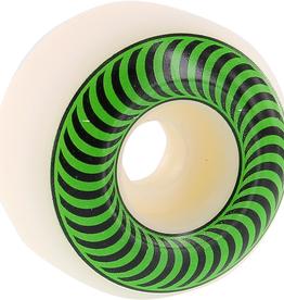 SPITFIRE SF CLASSICS 52MM WHITE/GREEN (SET OF 4)