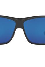 COSTA DEL MAR CAT CAY 11 SHINY BLAK/BLUE MIRROR 580P