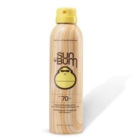 SUN BUM SUN BUM SUNSCREEN SPRAY SPF 70 6 OZ