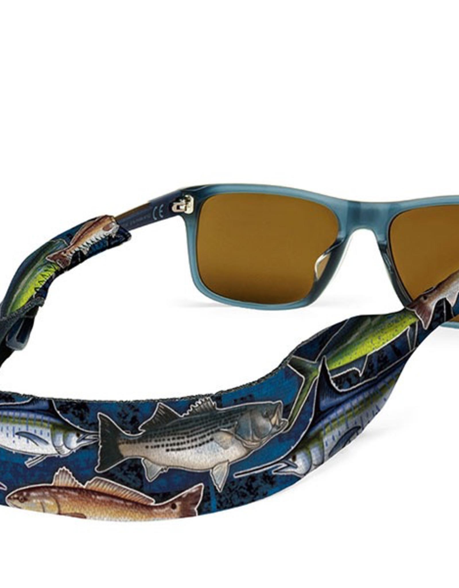 CROAKIES CROAKIES FISHING PRINT OFFSHORE / XL