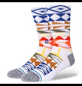 STANCE WARRIOR PRINT Mid Cushion Socks