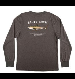 SALTY CREW BRUCE TECH LS TEE