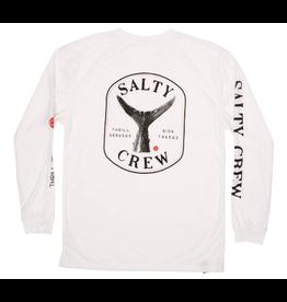SALTY CREW FISHSTONE LONG SLEEVE TECH TEE
