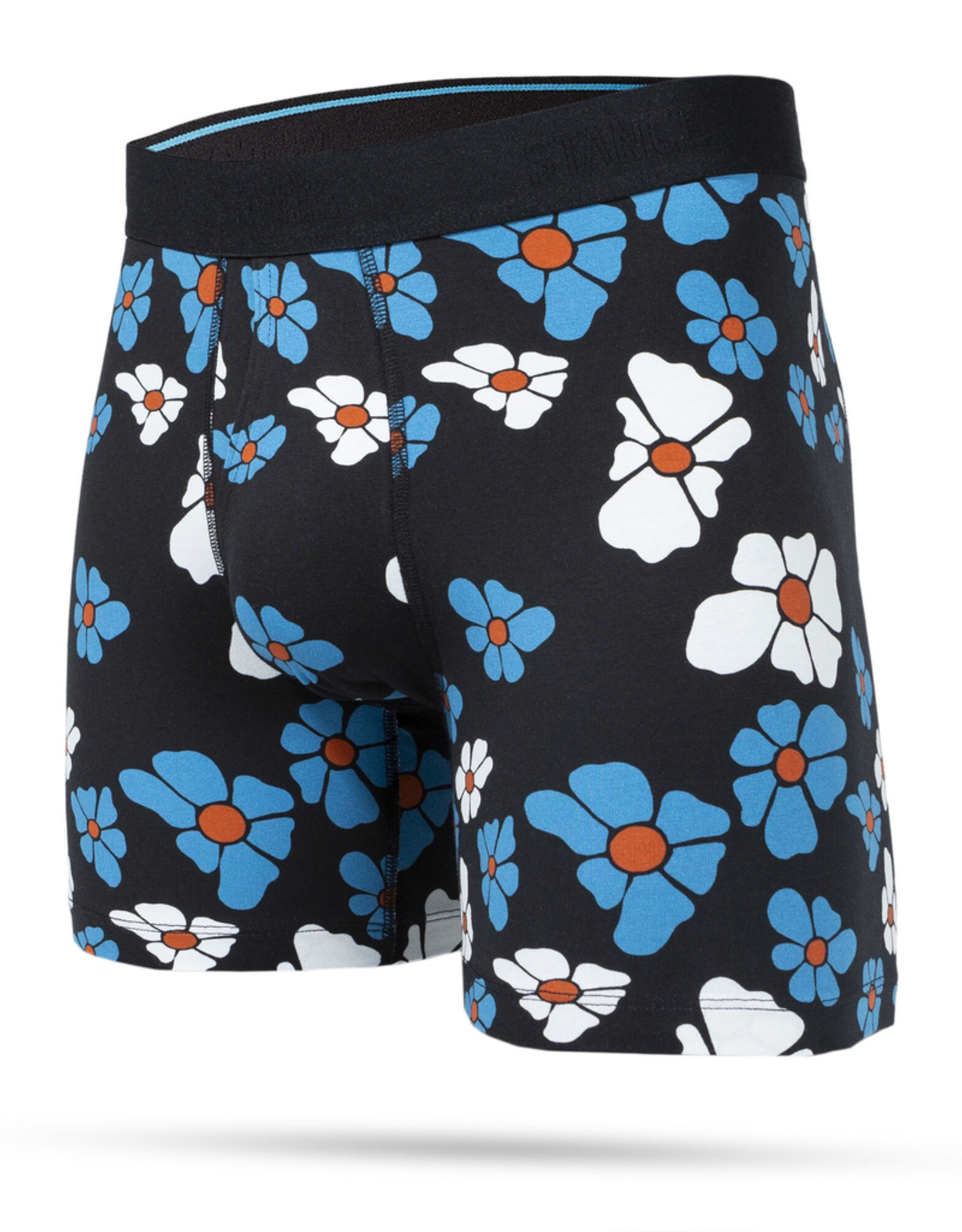 STANCE STANCE FOLLY BOXER BRIEF BLK