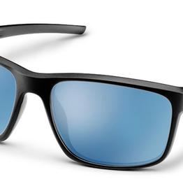 SunCloud SC RESPEK BLACK POLARIZED BLUE MIRROR