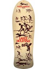 POWELL Bones Brigade® Lance Mountain 11th Series Reissue Skateboard Deck Natural - 10 x 30.75