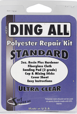DING ALL POLYESTER STANDARD EPOXY REPAIR KIT