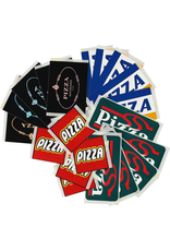 PIZZA PIZZA CARRY-OUT STICKER
