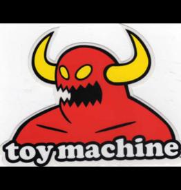 TOY MACHINE TOY MACHINE MONSTER STICKER