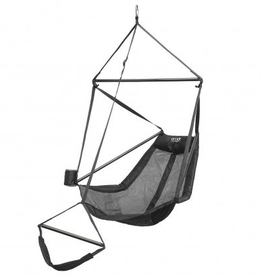 EAGLE NEST OUTFITTERS ENO LOUNGER GREY/CHARCOAL