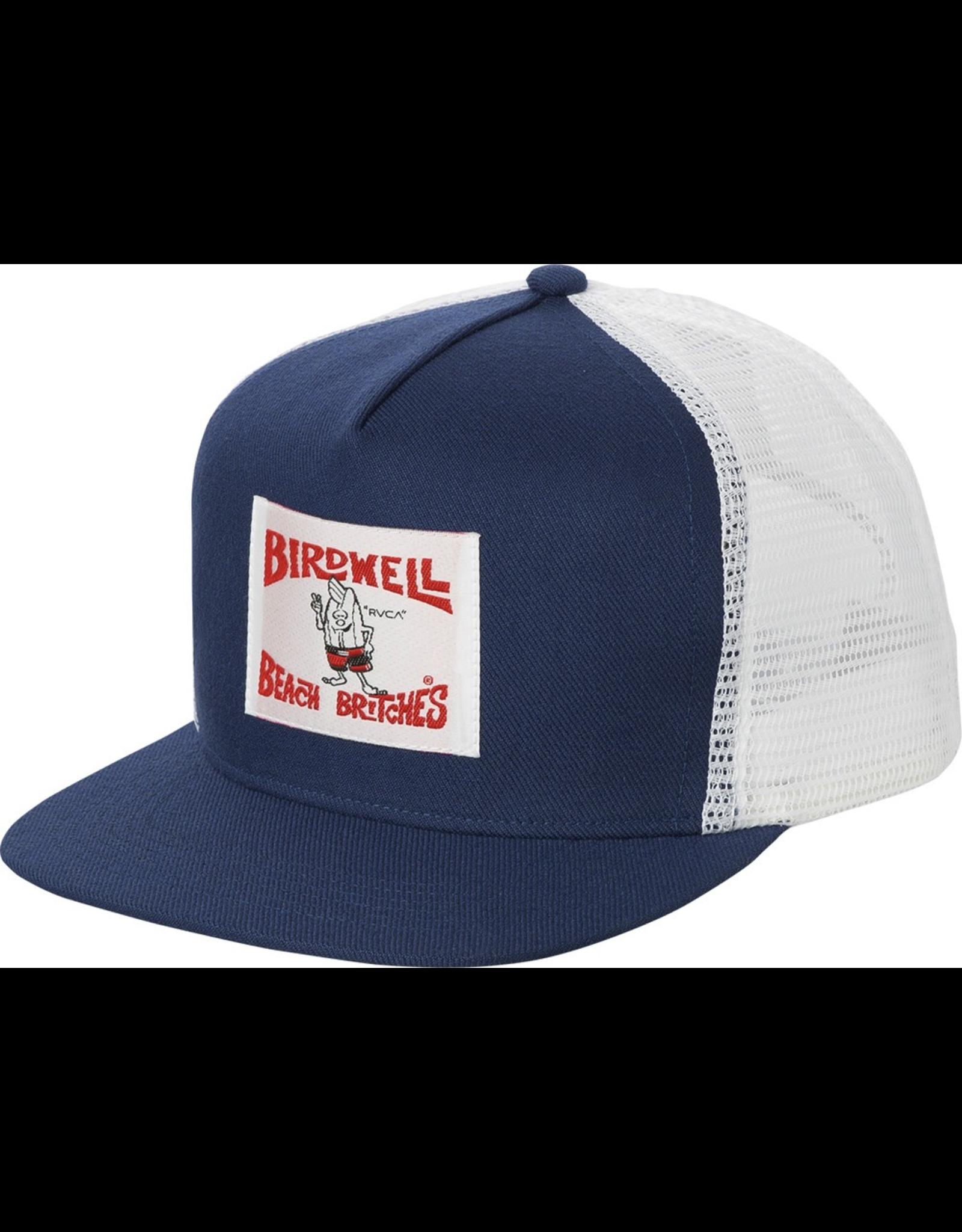 RVCA BIRDWELL BIRDIE TRUCKER HAT