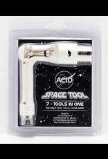 ACID ACID SPACE SKATE TOOL WHITE