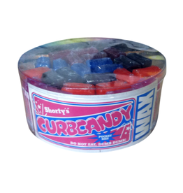 SHORTY'S SHORTY'S CURB CANDY WAX 25 piece container