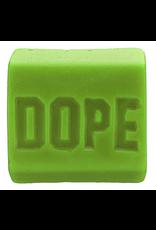 DOPE DOPE SKATE WAX (GREEN LIME)