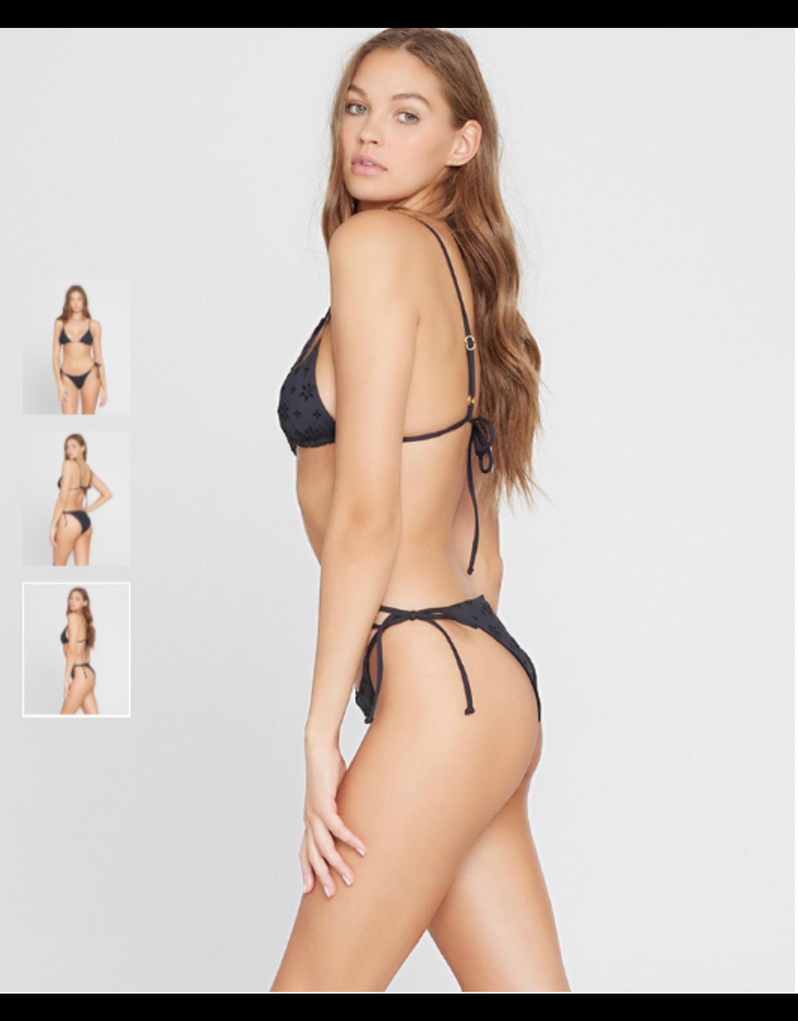 ALEXIS JANE DESIGN Eyelet Lace Lennox Bikini Bottom