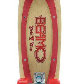 EASTERN SKATE GOLD CUP BEAMO COMPLETE-9X30 NAT/RED