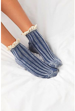Free People FADE OUT HEATHER ANKLET