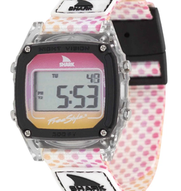FREESTYLE FS SHARK CLASSIC CLIP CLEAR/CANDY DOTS