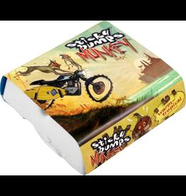 STICKY BUMPS SB MUNKEY WAX WARM/TROP SINGLE BAR