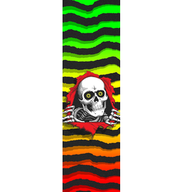POWELL Powell Peralta Grip Tape Sheet 9 x 33 Ripper Fade (White)