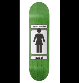 """GIRL Girl Skateboards Sean Malto 93 Til WR39D3 Skateboard Deck - 8"""" x 32"""""""