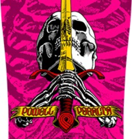 POWELL PWL/P GEEGAH SKULL AND SWORD DECK-9.75X30