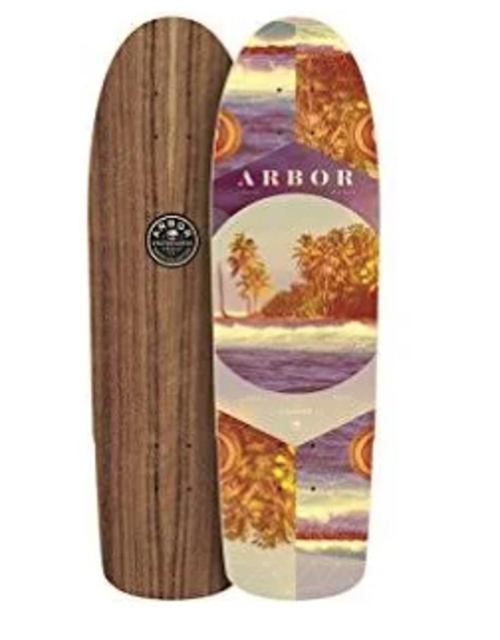 ARBOR ARBOR PHOTO COLLECTION PILSNER DECK-8.25X28.75