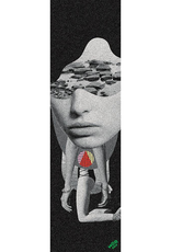 ALMOST ALM/MOB GRIP TAPE SHEET GIRL COLLAGE (9X33)